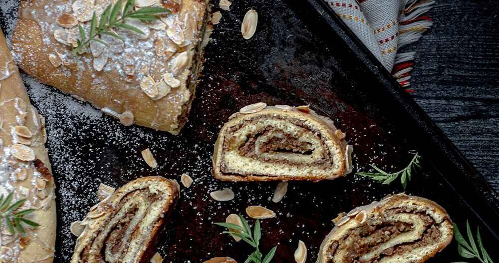 Croatian Almond Roll